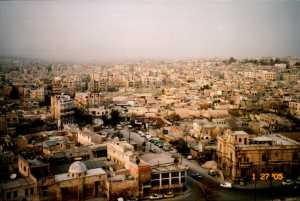 Aleppo before the civil war.