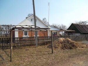 Svetlana's house